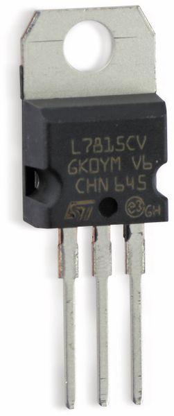 Spannungsregler ST L7815CV - Produktbild 3