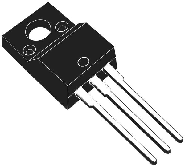 Spannungsregler TA79005S