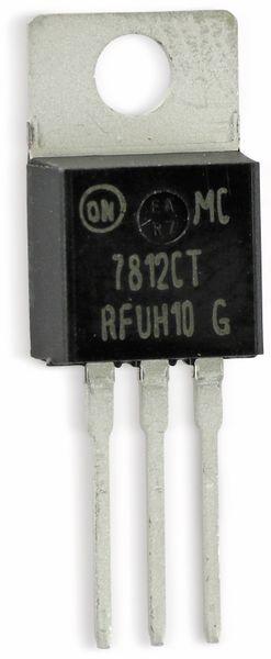 Spannungsregler ST L7812CV - Produktbild 2
