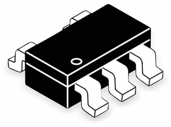 SMD Spannungsregler MC78LC33NTRG