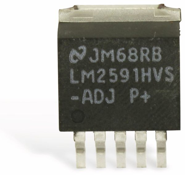 SMD Spannungsregler NATIONAL LM2591HVS-ADJ SIMPLE SWITCHER®