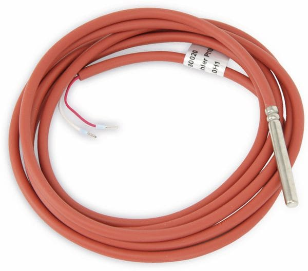 Kabelfühler mit Sensor PT100, 2 m - Produktbild 2