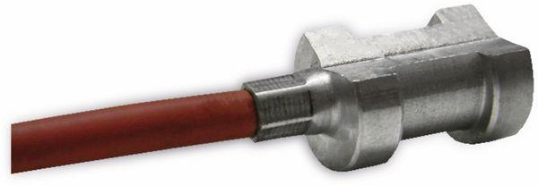 Rohr-Anlegefühler mit Sensor PT100, 3 m - Produktbild 1