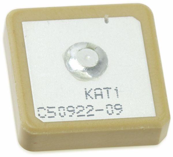 GPS-Antenne A15-414D723-KAT1, 15 mm - Produktbild 1