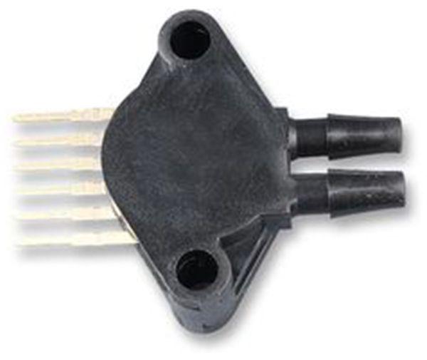 Drucksensor MP5010DP, FREESCALE, 0 ... 10 kPa, 450 mV/kPa - Produktbild 1