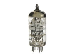 Röhre PCF80