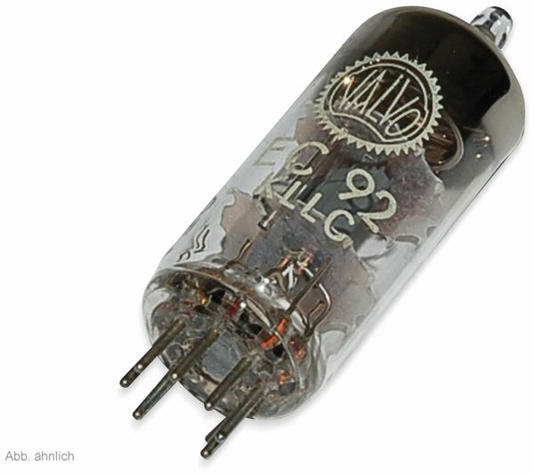 Elektronenröhre, EC92