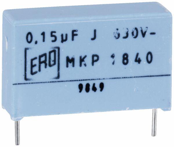 Folien-Kondensator MKP 1840