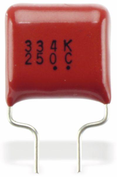 Kondensator PANASONIC ECQE, 330 nF