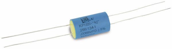 """Folienkondensator ERO KP1831-""""4d"""", 6,8 nF, 1,6 kV-"""