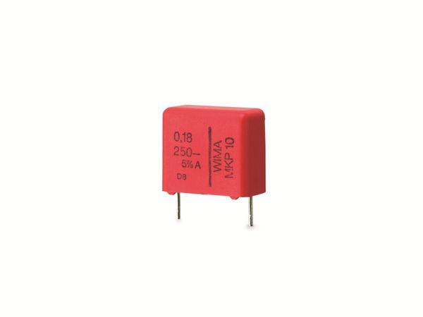 Impulsfester Folien-Kondensator WIMA MKP 10