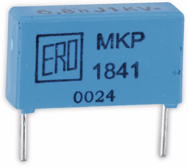 Folienkondensator ROEDERSTEIN MKP1841, 6,8 nF