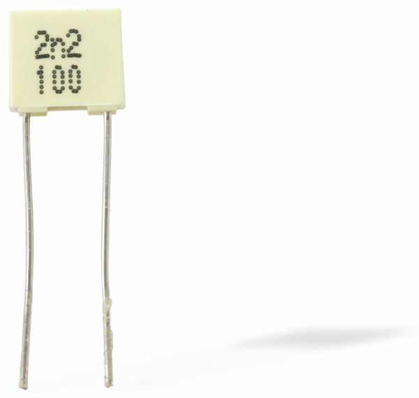 Folienkondensator KEMET R82, 2,2 nF