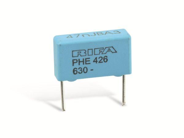 Folienkondensator KEMET PHE426, 47 nF, 630 V-