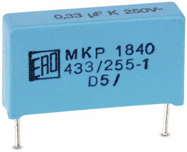 Folienkondensator ROEDERSTEIN MKP1840