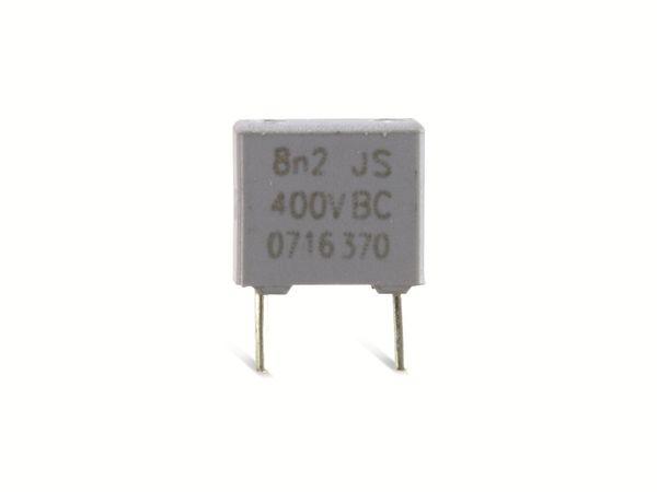 Folienkondensator, 8,2 nF, 400 V-