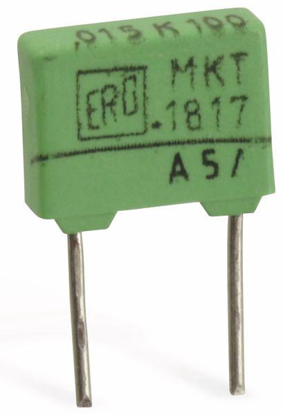 Folienkondensator VISHAY-ROEDERSTEIN MKT1817, 15 nF - Produktbild 2