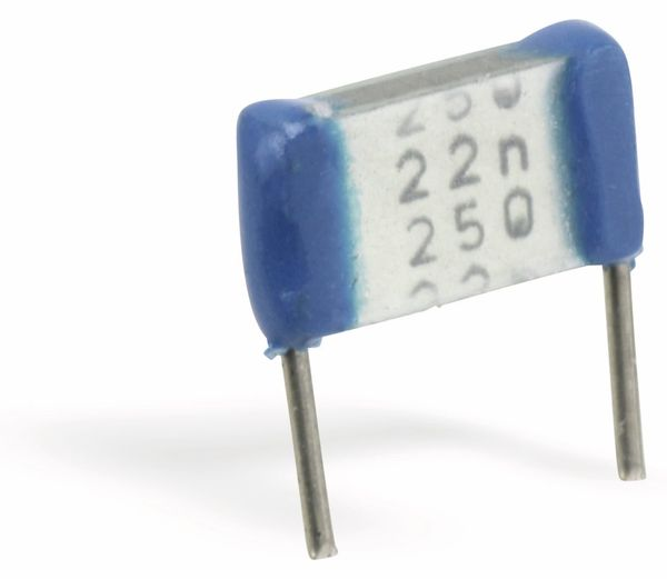 Folienkondensator SIEMENS B32512, 330 nF