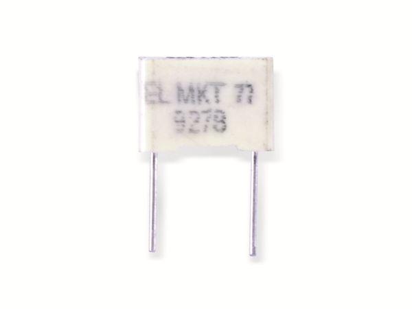 Folienkondensator ELECTEL MKT77, 3,9 nF, 400 V-