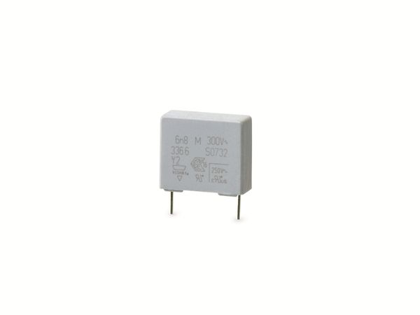 Folienkondensator VISHAY MKT370, 8,2 nF
