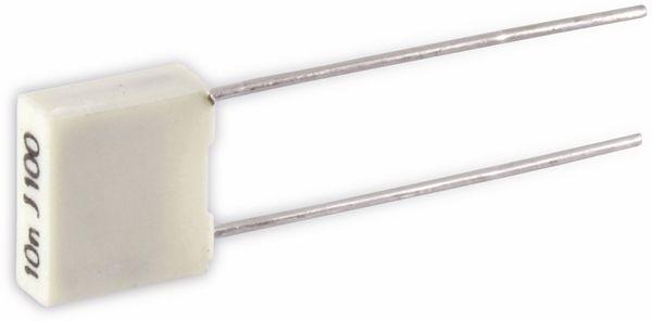 Folienkondensator, 10 nF