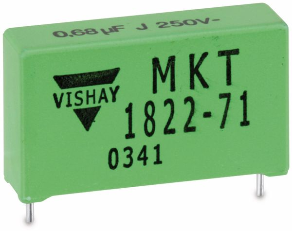 Folien-Kondensator MKT 1822-71