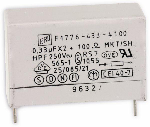 Entstörkondensator ERO F1776-433-4100