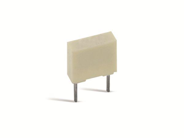 Folienkondensator MKT 100 nF, 63 V-, RM5