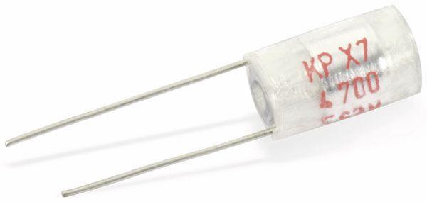 Folienkondensator SIEMENS B33061, 4700 pF - Produktbild 1