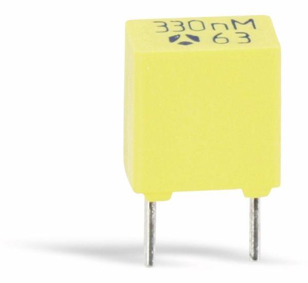 Folienkondensator AVX BF01, 82 nF, 63 V-