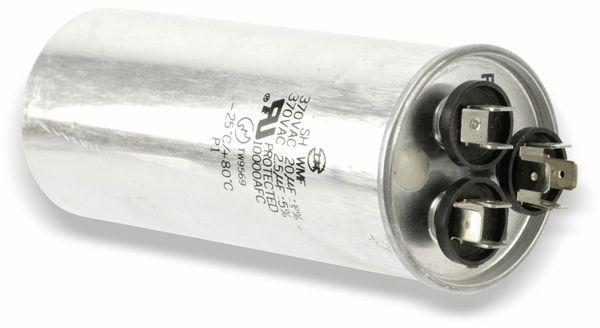 Motorbetriebs-/Anlaufkondensator 2,5/20 µF/370 V~ - Produktbild 2