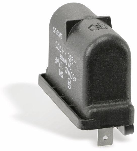 Motorbetriebskondensator SH, 1,7 µF/450 V~ - Produktbild 3