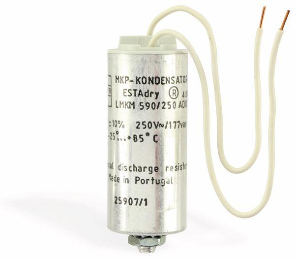 MKP-Kondensator ESTA ESTAdry LMKM 590/250
