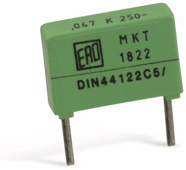Folienkondensator VISHAY-ROEDERSTEIN MKT1822, 47 nF