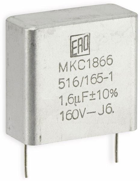 Folienkondensator ERO MKC1866, 1,6 µF, 160 V-