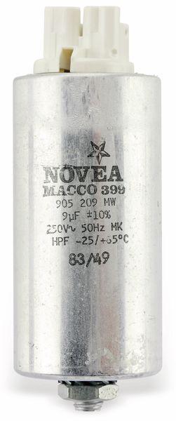 MKP-Kondensator NOVEA MACCO 399, Steckanschluss
