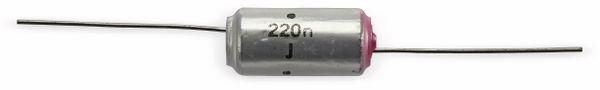 Folienkondensator KOWEG KT, 220 nF, 160 V- - Produktbild 1