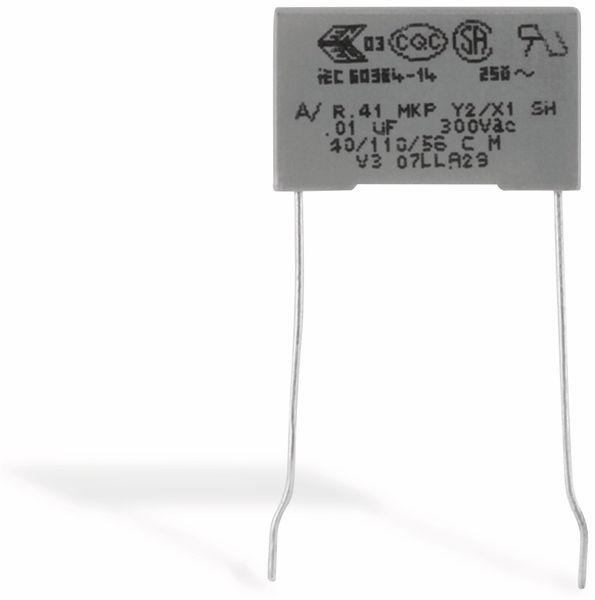 Entstörkondensator, 10nF, 300V