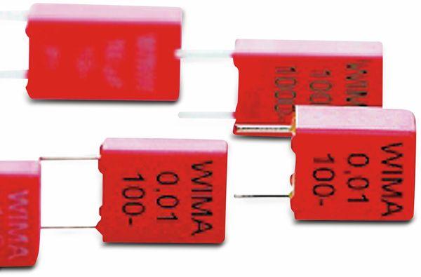 Folienkondensator, WIMA, MKS2B044701K00KSSD, 4,7UF, 50V
