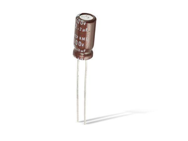 Elko, 2,2 µF/100 V
