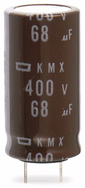 Elko NIPPON CHEMI-CON KMX, 68/400, radial