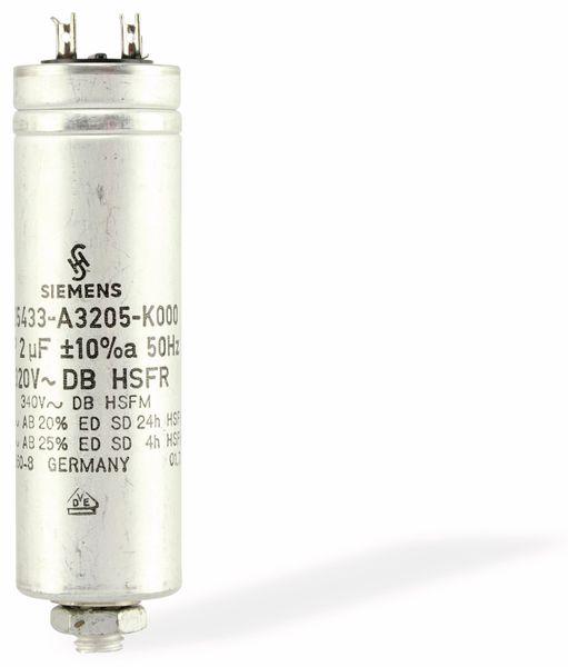 MP-Kondensator SIEMENS B25433-A3205-K010