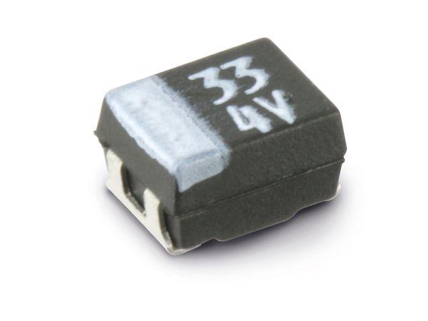 SMD Tantal-Kondensator SAMSUNG TCSCS0G336MBAR, 10 Stück