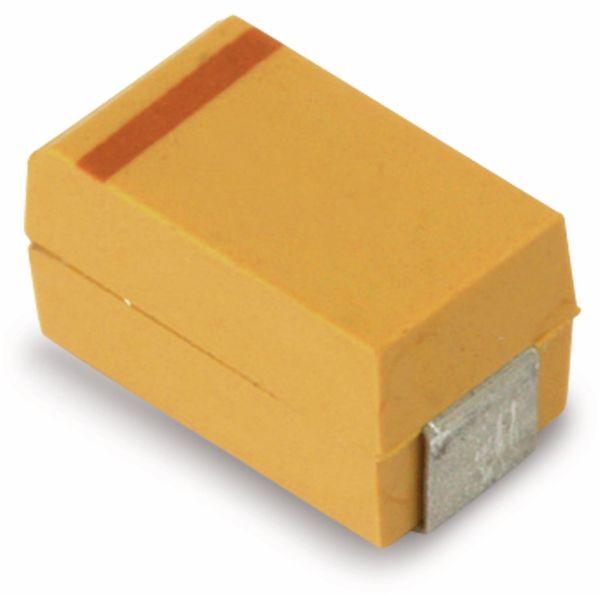 SMD Tantalkondensator, 4,7/25, 10 Stück