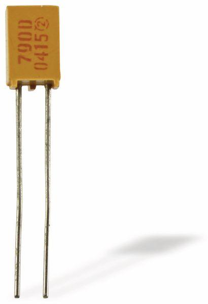 Tantal-Kondensator, 1/40, radial