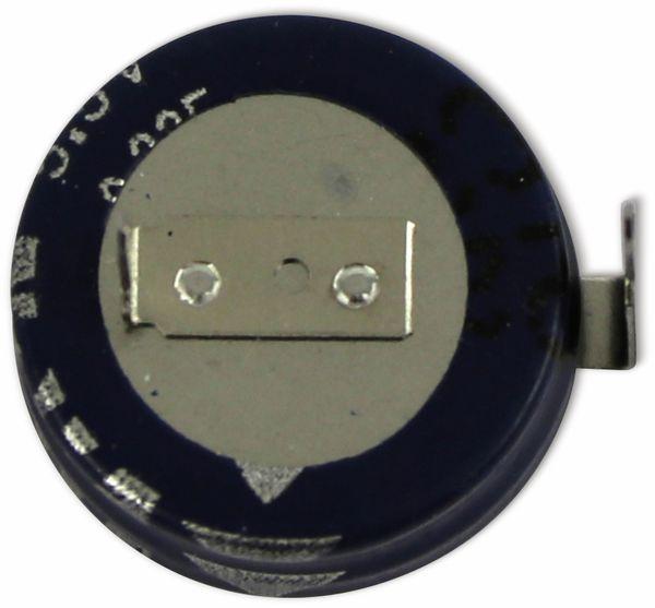 Gold Cap-Elko, Eaton, 0,22 F, 5,5 V, 11,5x5,2 mm