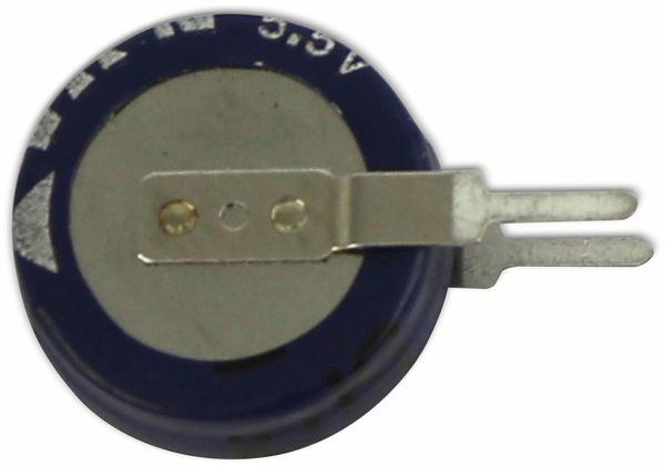 Gold Cap-Elko, Eaton, 0,22 F, 5,5 V, 11,5x12,7 mm