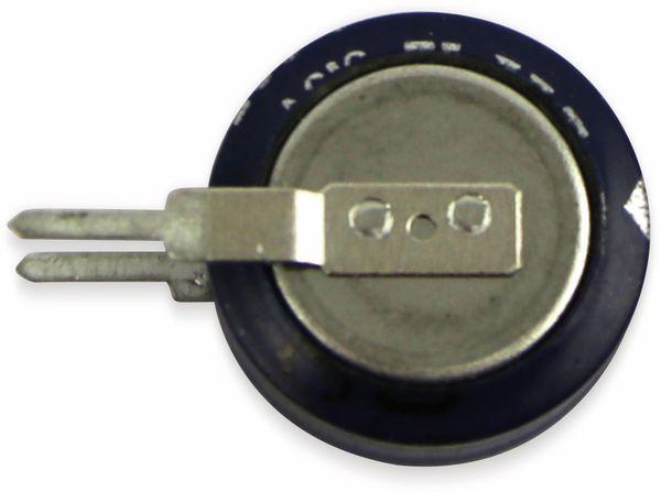 Gold Cap-Elko, Eaton, 0,33 F, 5,5 V, 11,5x12,7 mm - Produktbild 2