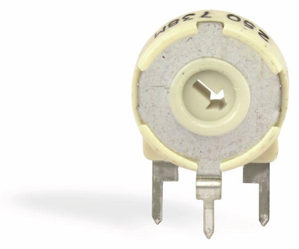 Potentiometer PIHER PTC15LH05, 15 mm, 250R, lin, 0,5 W - Produktbild 1