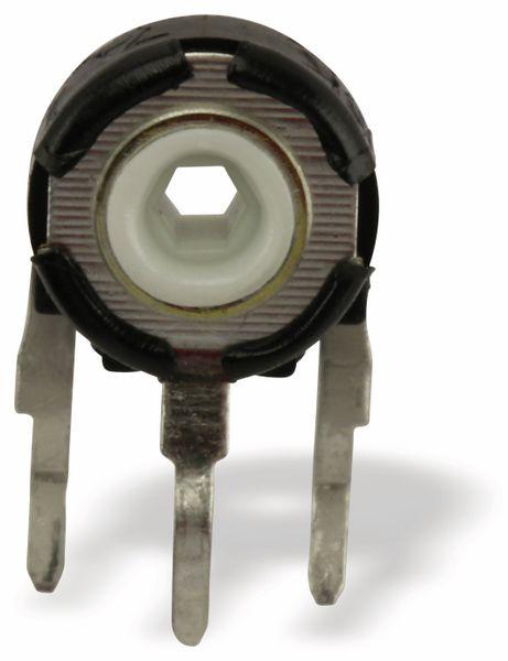 Potentiometer PIHER PT6MH, 6 mm, 5 K, lin, 0,1 W - Produktbild 2